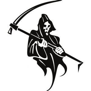 tatouage décalcomanie motif la mort et sa faux www