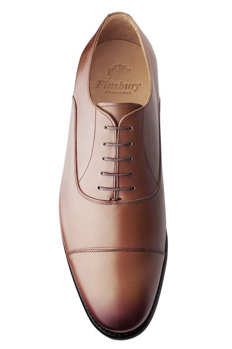 cognac oxford shoes oxford cognac s oxford shoe finsbury shoes