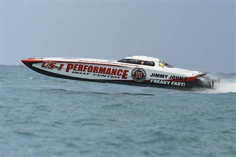 johnny tomlinson and performance boat center offshore - Performance Offshore Boats