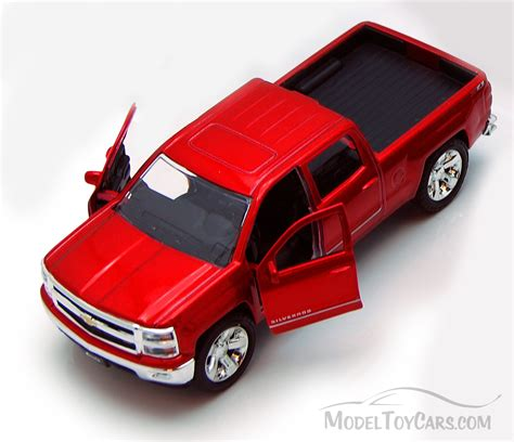 Diecast Truck chevy silverado truck toys just trucks