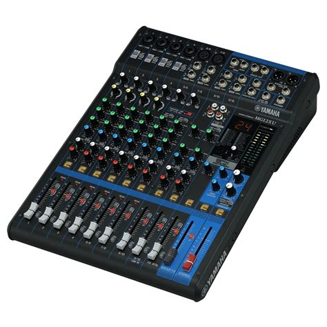 Mixer Yamaha Usb yamaha mg12xu analog usb mixer at gear4music