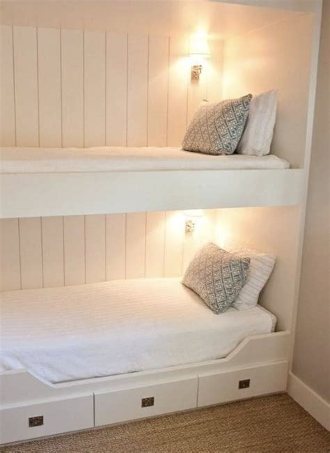 Built In Bunk Bed Ideas Built In Bunk Bed Ideas Woodworking Projects Plans