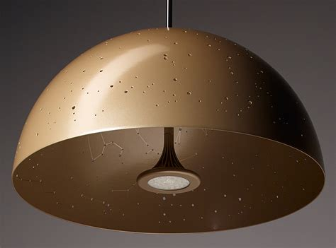 starry light l pearl gold starry light by anagraphic
