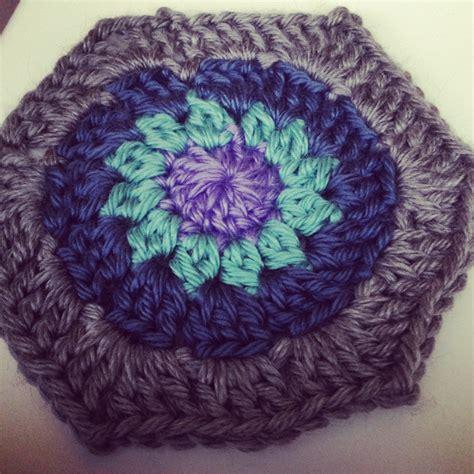 yarn over pattern ccclxvidays crochet hexagon 1 pattern yarn over