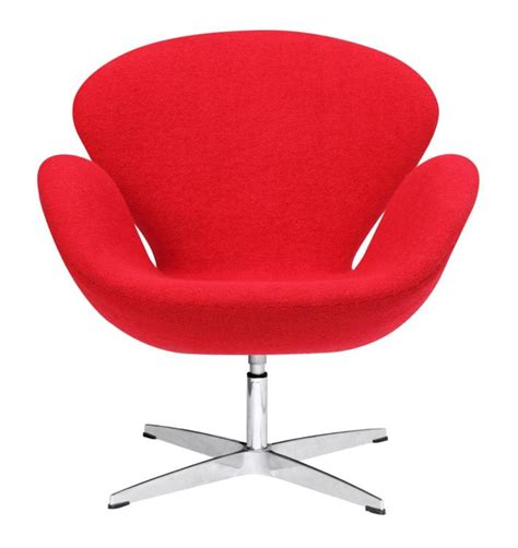 Red Egg Chair by Arne Jacobsen Chair Ebay