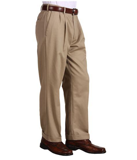dockers comfort waist dockers men s comfort waist khaki d3 classic fit pleated