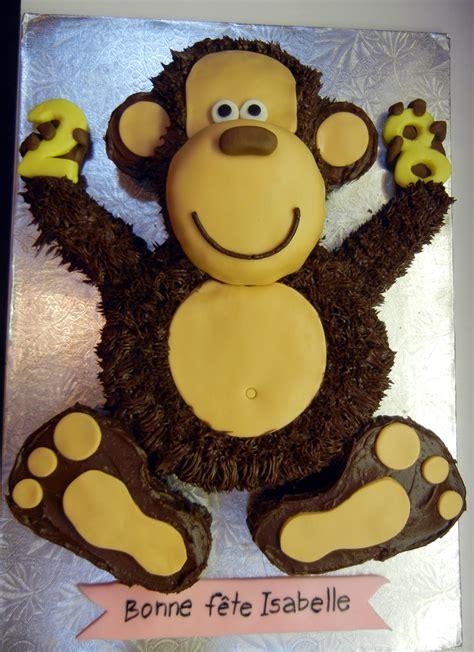 monkey cake ronna s monkey cake