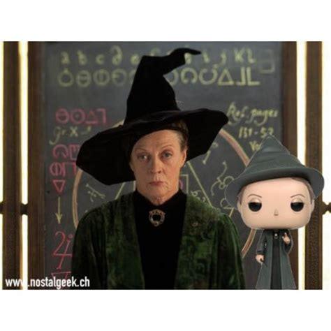 Funko Pop Harry Potter Minverva Mcgonagal figurine funko pop harry potter professor minerva
