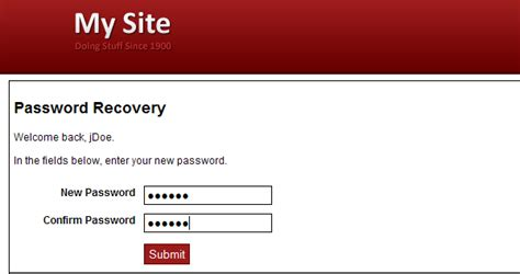 change password screen design creating an advanced password recovery utility