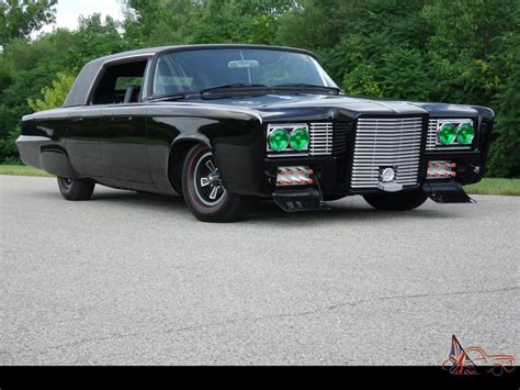 Handmade Cars Uk - green hornet black barris