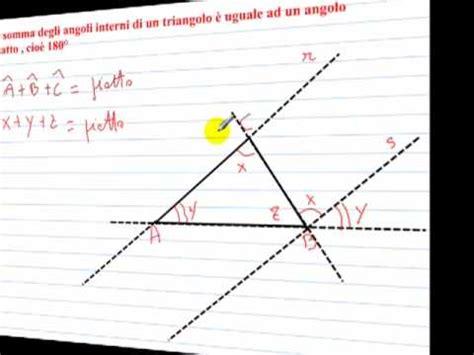 somma angoli interni poligoni la somma angoli interni di un poligono mp4