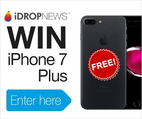 Apple Giveaway Iphone 7 - win apple iphone 7 plus giveaway febuary 2017