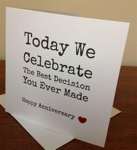 printable work anniversary cards handmade wife husband anniversary card funny
