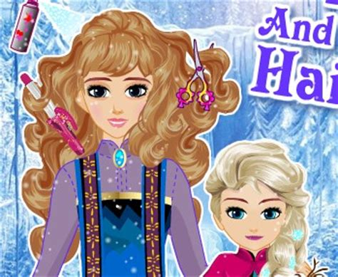 frozen hairstyle games baby games best free online baby games