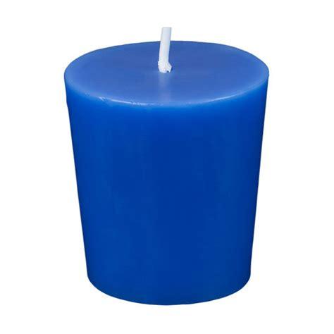 Blue Candles Blue Votive Candles