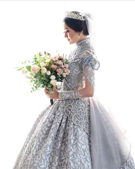 14 model baju pengantin 2018 terbaru desain modern mewah