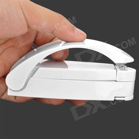 Mini Handy Portable Plastik Sealer Sealer Plastik Murah mini portable handy plastic bag sealer 3 5w 2 aa free shipping dealextreme