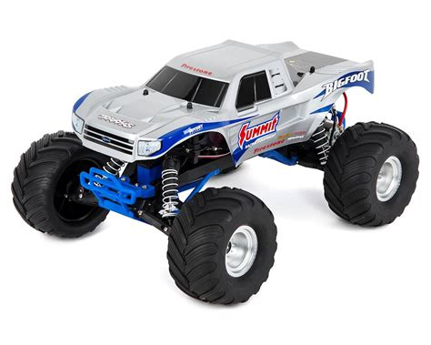 bigfoot summit monster quot bigfoot quot 1 10 rtr monster truck summit by traxxas