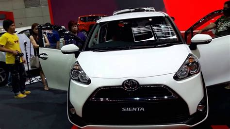 Toyota Sienta 1 5 G toyota sienta 1 5 g