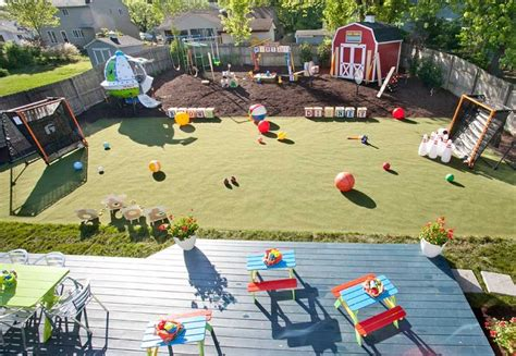 a backyard makeover inspired by story mania and disney