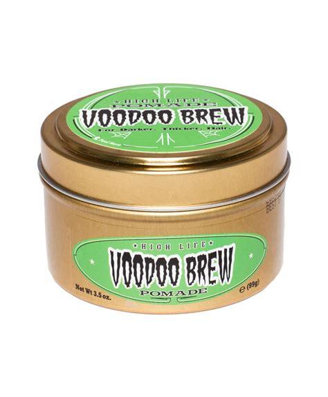 Pomade Voodo Brew high voodoo brew pomade pomadegroothandel nl