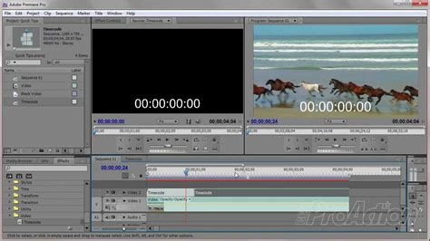 adobe premiere pro quick tips how to make the timecode effect start and stop at certain
