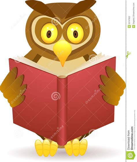 libro el buho que no buho que lee un libro fotograf 237 a de archivo imagen 22747922