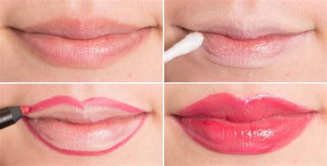 Lip Liner Make 7 ways to make your look bigger naturally