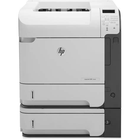 Printer Hp Laserjet Enterprise 600 hp laserjet enterprise 600 m603xh network monochrome