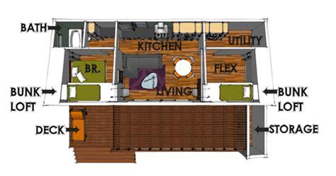 640 square feet floor plan