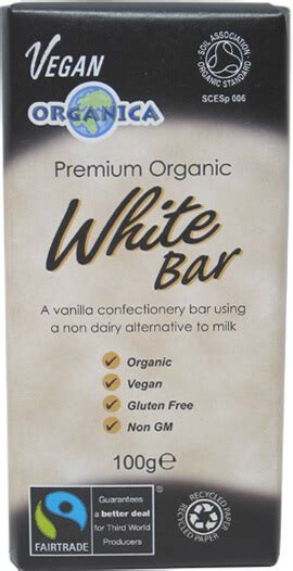 Organica Chocolate Includes Vegan Bars by Vegan White Chocolate Brands To Bake The Best Cookies Peta