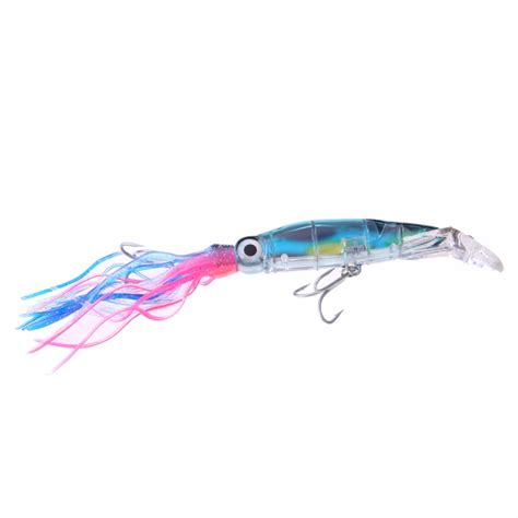 Octopus Squid Soft Lure 17cm Fishing Lure random color pesca 1pcs soft lures octopus squid jig hooks shrimp catch fishing tackle crank