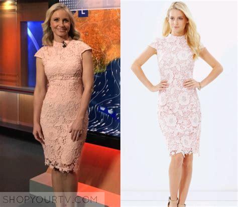 nine news au april 2016 livina s pink lace dress shop