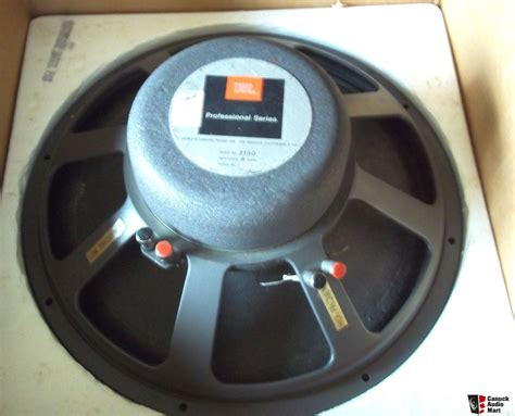Speaker Coaxial Jbl jbl 15 inch coaxial speaker photo 1148324 canuck audio mart