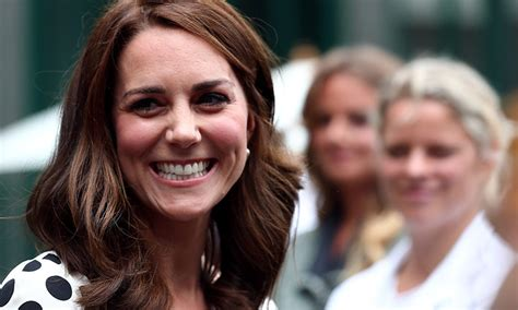 kate middleton looks gorgeous with new hairstyle rides kate middleton surprises with new haircut at wimbledon