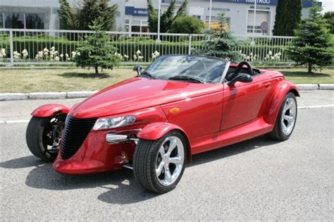 allegra plymouth stuningowany plymouth prowler