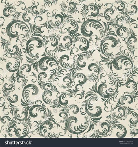 pattern victorian vector seamless victorian pattern stock vector 256308334