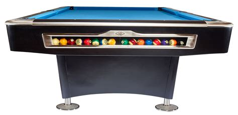 Olio Pool Table by Olio Pool Table 4809 Mattblack 8ft For Sale At Beckmann