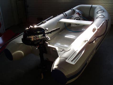 rubberboot met buitenboordmotor aanbieding technische scheepsservice bert de jong