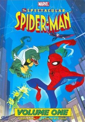 spectacular spider man vol  dvdvideo target