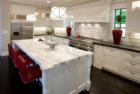 kitchen counter options 8 kitchen counter options that will make you forget