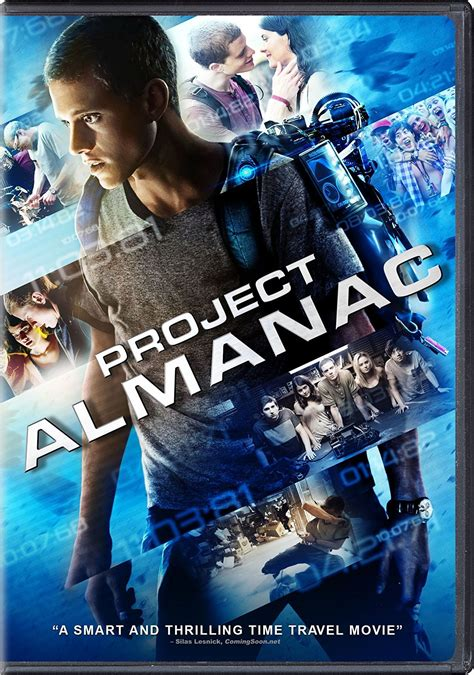 with dvd project almanac dvd release date june 9 2015