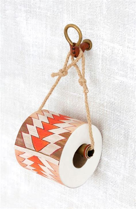 toilet paper holder diy 15 totally unusual diy toilet paper holders diy rally