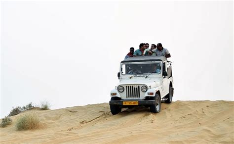 desert jeep desert jeep safari at osian in rajasthan thrillophilia