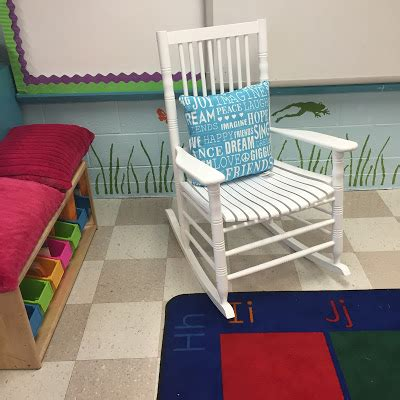 kindergarten rocking chair and of course there is the rocking chair that i never get