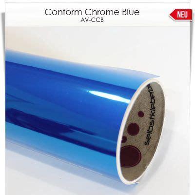 Autofolie Blau Chrom by Blaue Chromfolie Zur Kfz Vollverklebung Avery Conform