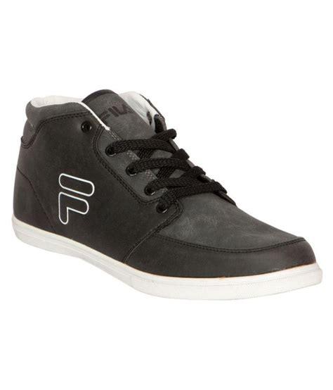 casual black sneakers fila sneakers black casual shoes buy fila sneakers black