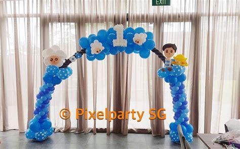 decoration service balloon decoration service pixel sg