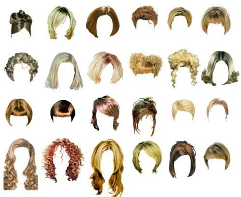 hairstyle templates hair style template hair hair style and