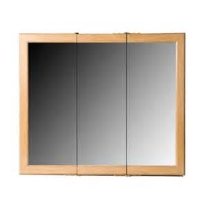home depot medicine cabinet with mirror bionic 36 in surface mount mirrored medicine cabinet in
